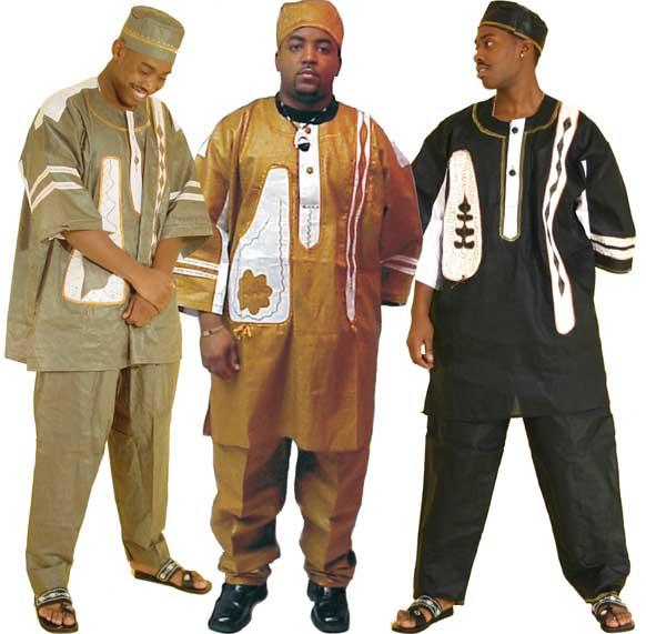 Mens Clothing SANKOFA African Import Market LLC